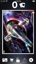 Topps Star Wars Digital Card Trader White Galactic Ships Slave I Award