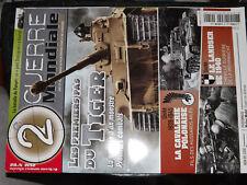25$$ Magazine 2e Guerre Mondiale No 82 Ponyri/Tiger 1er Not / Landser 1940
