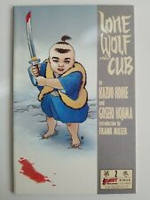 Lone Wolf and Cub (1987) #2 - Very Fine/Near Mint