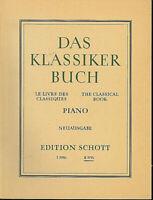 Das Klassiker Buch ~ Piano ~ Band II