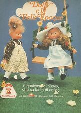 X7618 Dolly e la Belle Epoque - Zanini & Zambelli - Pubblicità del 1977 - Advert
