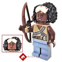 Lego Star Wars Jannah minifigure from set 75273