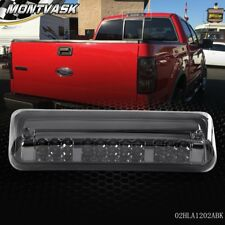 For 04 - 08 F150/Explorer Black Housing Rear 3rd Brake Cargo Led Tail Light