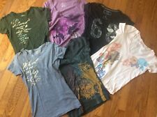 American Eagle Outfitters Shirts ~ Various Sizes  ~ lot of 6