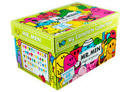 Mr Men Library 48 Books Children Collection Paperback Box Set By Roger Hargreave