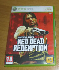 Jeu XBOX 360 - Red dead redemption + notice