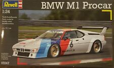 Revell 1/24 BMW M1 PROCAR Plastic Model Kit 07247