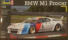 Revell 1/24 BMW M1 PROCAR Plastic Model Kit 07247