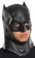 Batman Mask vs Superman Superhero Fancy Dress Halloween Child Costume Accessory