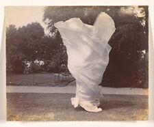 Loie Fuller Dancing Samuel Joshua Beckett 1900 6x5 Inch Reprint Photo
