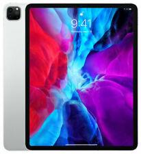 Apple iPad Pro 4th Gen. 256 GB, Wi-Fi + 4G (EE ORANGE), 12.9 in - SILVER