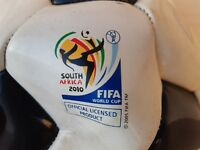 New Official Match Ball Of The South Africa 2010 Fifa World Cup