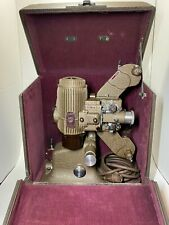 Vintage Bell & Howell Diplomat - 16MM Film Projector W/ Case Design 173 Model A