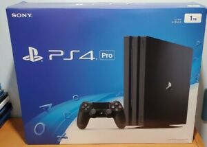 Sony PlayStation 4 Pro 2TB Console - Black, Fantastic Condition/Used