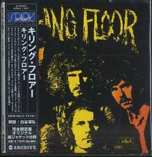 KILLING FLOOR Same Japanese CD replica OBI