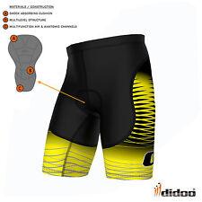 Lycra Padded Fitness Shorts for Men