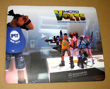 Micro Volts MicroVolts H.A.V.E. Online RockHippo Productions promo Mousepad