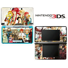 Vinyl Skin Decal Cover for Nintendo 3DS - Tales of the Abyss