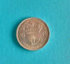 20 francs 1935 (FR/NL), Position B
