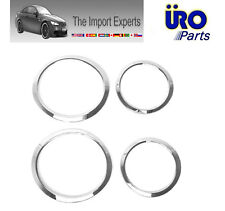 2000-2005 Jaguar S-Type Headlight Trim Ring URO Parts HLRSTYPE99