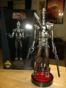 Sideshow Collectibles Star Wars IG-88 Exclusive ESB 1/6 Scale Figure 1st Release