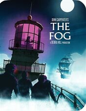 THE FOG New Sealed Blu-ray Limited Edition Steelbook John Carpenter