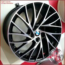 ENIGMA BD 4 CERCHI IN LEGA NAD 8,5J 9J DA 19 5X120 X BMW SERIE 5 F10 11 FUTURA