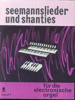 Seemannslieder und Shanties Band 1