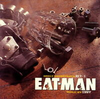EAT-MAN-EAT-MAN IMAGE SOUNDTRACK ACT-1-JAPAN SHM-CD F04