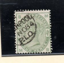 Gran Bretaña Monarquias valor del año 1883-84 (BG-777)