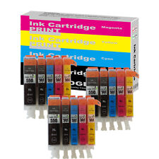 15 Chiped Ink Cartridge For PGI550 CLI551 Canon Pixma iP7250 MG5450 MG6350 MX925