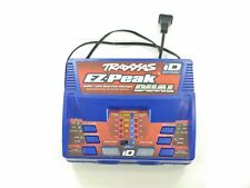 Traxxas EZ-Peak DUAL NiMH/LiPo Dual Charger Battery with iD System
