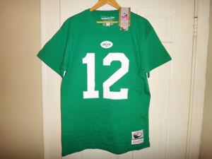 Green New New York Jets T-Shirt NFL Men/'s Splatter Football T-Shirt