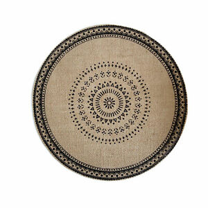 Multifunction Cup Pad Table Mat Round Photography Prop Heat Resistant Non Slip