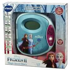 vTech Disney Frozen II  2 5-in-1 Magic Secret Diary Learning Games & Activities
