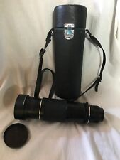 SUPER TAKUMAR ZOOM 70-150 LENS WITH HARD CASE