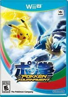 Pokken Tournament - 2016 Fighting - (Everyone) - Nintendo Wii U