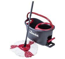 Vileda Easy Wring And Clean Turbo Mop And Bucket Hassle Of Bending Applying Set