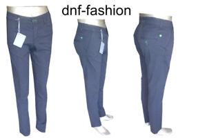Pantalone Uomo Cotone  Jeans SlimFit Casual Elegante Tasche America Leggero 360