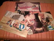 3 Aushangfotos - Asterix und Kleopatra