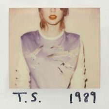 Taylor Swift - 1989 CD NEW & SEALED