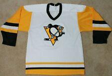 CCM Pittsburgh Penguins Hockey Jersey - Mens Medium Vintage