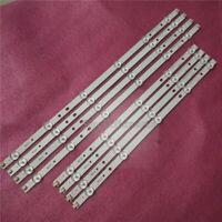 LED Strips(8) BN96-28769A BN96-28768A LM41-00001Y X for Samsung 46'' UE46H6203