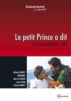 Le Petit Prince a dit// DVD NEUF