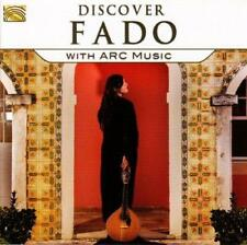 Discover Fado With Arc Music - Various Artists (NEW CD)