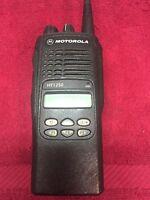 MOTOROLA HT1250 UHF LIMITED KEYPAD 128 CH. RADIO 403-470 MHz INTRINSICALLY SAFE
