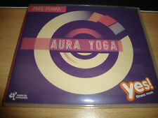 AURA YOGA FREE FORM CD ähnl. move ya Pilates Relax Entspannung Chill out