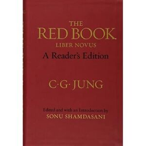 The Red Book: A Reader's Edition - Imitation Leather NEW Jung, Carl Gust 2012-11