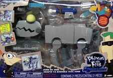 Disney Phineas & Ferb Across The 2nd Dimension Ferb My Ride Robot Dog Mix Match