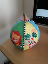 Mothercare Baby Safari Ball Rattle